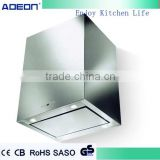 60cm Island Mounted Competitive Price Kitchen Chimney range Hood                                                                         Quality Choice
