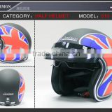 hot sell DOT double visors half face motorcycle helmet with ABS material                                                                         Quality Choice