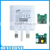China factory Best and Cheapest Price Original UK 3ping plug for Samsung note 3 EP-TA10UWE