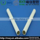 clear rubber tubing