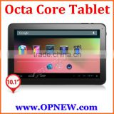 China factory 10 inch oem octa core allwinner a83t tablet pc wifi bluetooth external 3g tablet factory wholesale