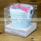 Wholesale baby christening gifts DIY mini bonsai handmade birthday gifts , wholesale wedding gifts