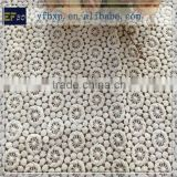 New 2015 100 white cotton lace fabric for dress buy fabric from china