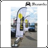 Wholesale outdoor flying banners, promotional feather flags and banners for events advertising
