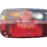 Trailer parts, trailer lighting, trailer tail lamp