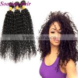 1 pcs 4 x 4 Frontal Cheap Full Frontal Lace Closure Top curl Virgin Hair kinky curly curly weave tracks