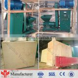 Recycling charcoal making machine sugarcane bagasse charcoal briquette machine +8615896531755