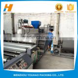 manufacturer air bubble film making machine/air bubble film pe air-cushion film machine with different size