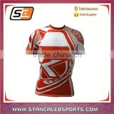 Stan Caleb Custom-made Performance Compression Shirts for Men MMA rash guard and MMA Shorts