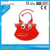 High quality baby bib silicone,Factory wholesale baby bib silicone in China