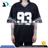 Daijun oem high quality 100% polyester breathable malaysia and mexico soccer jerseys football shirt