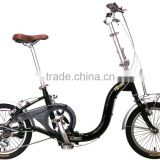 iCORE - CASPER - 16 inch 7 speed folding mini velo