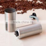 Amazon Portable Stainless Steel Hand Coffee Grinder Low Cost High Quality Coffee Bean Grinder