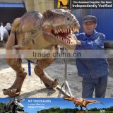 MY Dino-C087 Movie center robotic adult life size dinosaur costume