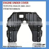 KDH 200 body parts #000636 Hiace Engine Under Cover , engine cover for hiace 58520-26330
