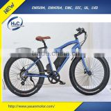 Most Popular26'' 48V 500W Exercise Mountain Fat tire Electric Bike for sale