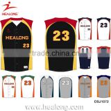 Baseball Games Club Team Customized Sublimation Cheap Softball Jersey Uniform Shirts Wear Suit Set