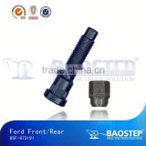 BAOSTEP Fine Concentricity Tuv Certified Auto Parts Manufacturer Galvanized Bolt And Nut For Ford