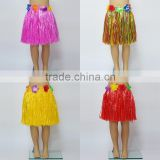 Yiwu Aimee supply hotsale hawaii hula dance straw skirt,(AM-HWD01)