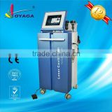 ipo laser paddle,cavi ,vacuum ,RF handle beauty machine metal massage handle with Chinese factory price