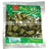 High Quality Slice Bamboo Shoot in Yanang Juice from Thailand -Chef's Choice vegetable product