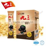 deoil infant milk powder Soybean black soya bean organic instant soybean milk powder oat added sugar-free taste