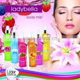 High Quality Body Mist Lady Bella