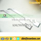 thickness 3.8mm Stainless steel J shape hive tool for beekeeping