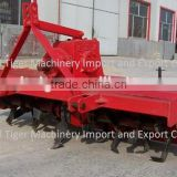 Tiller cultivator equipped with rotary blades wholesale by Chinese rotavator manufacturer