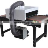 IR Tunnel Conveyor Belt Dryer for T-shirt Screen Printing