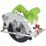 GOLDENTOOL 185mm Power Small Hand-held Wood Cutting Miter Table Saw Machine Portable Electric 1400W Circular Saw