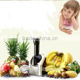 Hot selling Fruit dessert ice cream maker