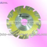 Diamond blade for marble cutter and angle grinder