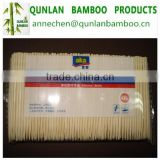 High quality bamboo toothpicks for tooth