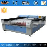 MC1630 High precision lens for germany manufacturers laser cutting shoes making machine price