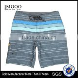 20 Inch Outseam Mens Swim Trunk Regular Fit Knee Length Beach Wear Beach Short Repreve Material 92% Polyester 8% Elastane