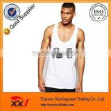china supplier man vest slim fit athletic tank top bulk tank top basketball tank top wholesale