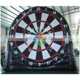 2017 Aier newest inflatable foot dart for sale/hot selling kids playing foot dart for party rental