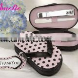 A0859 Shoe Cute Design Manicure Set