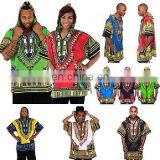 Dashiki Hoodie T-Shirt African Traditional Hippie Poncho Caftan Mens Womens kaftan Boho African Top Mexican shirt S M L XL XXL