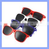 Kids Pinhole Glasses Eyesight Improvement Eyewear