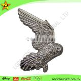 Customized professional Hot Tie Tack lapel pin with eagle