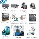 How Much Cassava Starch Processing Machinery