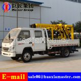XYC-200 Vehicle Type Hydraulic rotary water borehole drilling machine for sale
