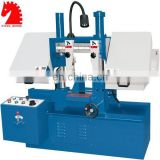 GH42 series double column aluminium band saw cutting machine