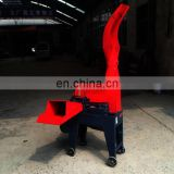 Industrial Foam Crushing Machine Straw Hay Crushing Machine Straw Graff Chaff Cutter