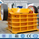 High crushing ratio jaw crusher for sale