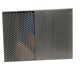 Good aluminium sheet hot rolled perforated metal mesh
