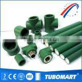 Top Class High Quality Plumbing Material PPR pipe and ppr pipe fittings                                                                         Quality Choice