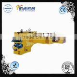 YPS 95-116 incongruous parallel double-screw gearbox with ratio 33.3/41 for Rubber & Plastic piple Extruders